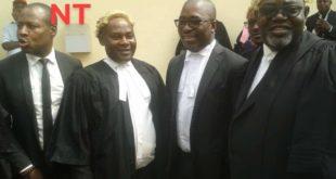 Lawyers Stranded At Yaoundé Military Court!