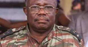 Cameroon Top Army General Off The Mortuary!