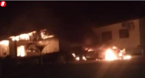Cameroon Military Burns Down Kumba Hospital!