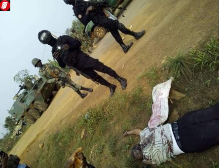 Cameroon Military Hits Nigeria Again, Kills Top Medical Doctor.