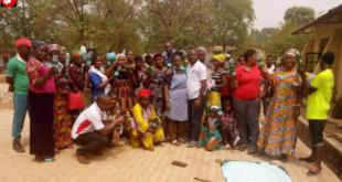 Cameroon Refugees Receive Training On Hypochlorite In Taraba.