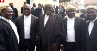 Nigerian Lawyer Literally Buries Cameroon With Memoirs From Yaoundé Military Court!