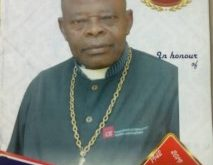 Panegyric That Would Thrill You As Family Buries Cameroon's Prophet Natabong In Nigeria.