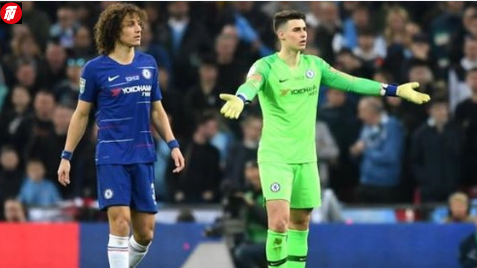 Did Arrizabalaga's Rebellion Cause Chelsea's Defeat By City At Carabao Cup Final?
