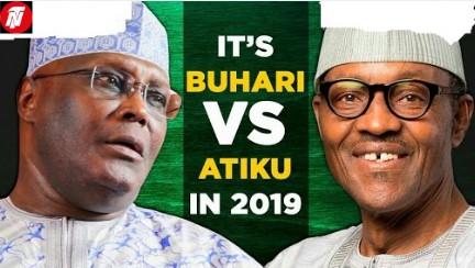 Nigerian Incumbent President, Muhammadu Buhari Reelected.