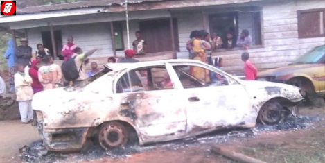 Cameroon Military Constable Killed In Limbe, Bamenda Wrapped In Thunderous Gunshots.