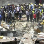 After Ethiopia, Another Tragedy In Lagos As 3-Story School Building Collapses, Kills 12.