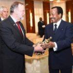 Trump's Envoy Meets President Paul Biya.