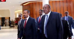 Kenyan President Reacts, 33 Countries Mourn, As All 157 On Plane To Nairobi Die.