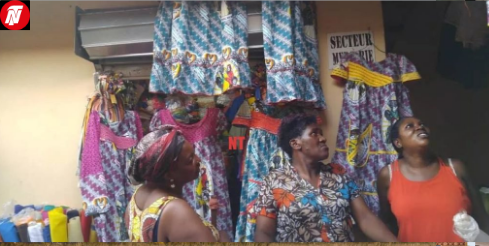 Cameroon: Dealers In Women's Day Fabric Experience Lowest Sales, Weep, Blame Armed Conflict.