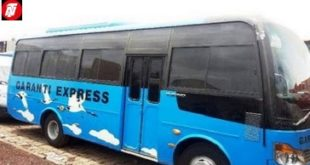 Cameroon's Minister of Transport, Jean Ernest Massena Ngalle Bibehe