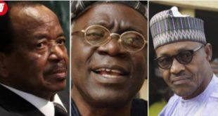 Nigerian Heavyweight Lawyer Tells Biya, Buhari Two Things After Abuja Verdict.