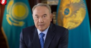Kazakh President Beats Paul Biya In The Game, Announces Resignation.