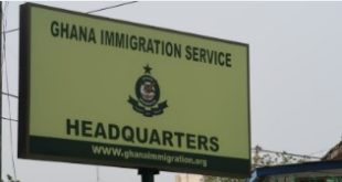 Ghana Immigration Service Arrests 38 Cameroonians!