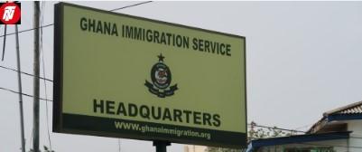 Ghana Immigration Service Arrests 38 Cameroonians!