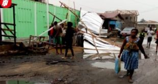 Cameroon: Strapping Wind, Heavy Rain Hit Douala.
