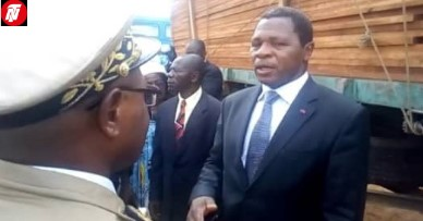 Paul Biya Sends Atanga Nji Paul And They Blundered In Mbileme, Meyomessi.