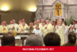 Bishop William J. Waltersheild Celebrates Chrism Mass In West Virginia.