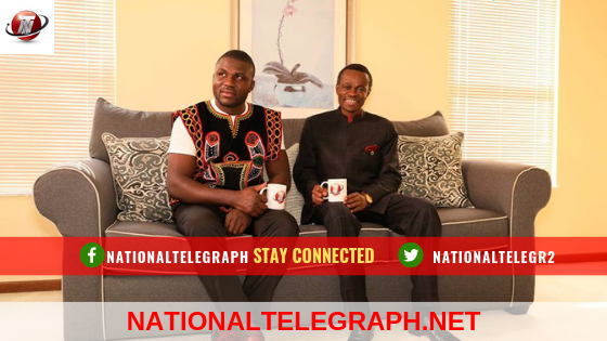 Eric Tataw Makes Two Big Announcements For National Telegraph.