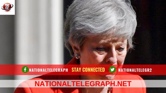 British PM Theresa May Resigns June 7.
