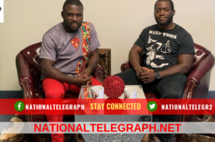US Boxer Who Carried Ambazonia Flag At MauyThai Speaks To National Telegraph