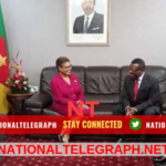 Karen Bass, 6 US Lawmakers Ask Paul Biya To Do The Hardest Thing!
