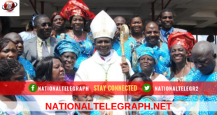 Bishop Andrew Nkea Is In The Washington DC Area, These Are Things He Would Be Doing!