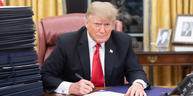 Donald Trump To Receive, Sign First Official Historic Document On Ambazonia Crisis.