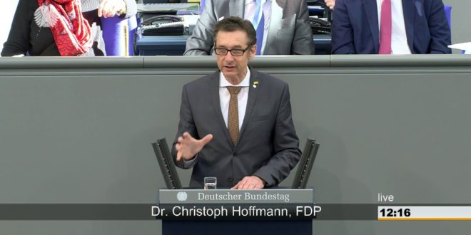 German MP Ignores Biya's Call For Dialogue, Presses For Sanctions, Suspension Of Financial Assistance.