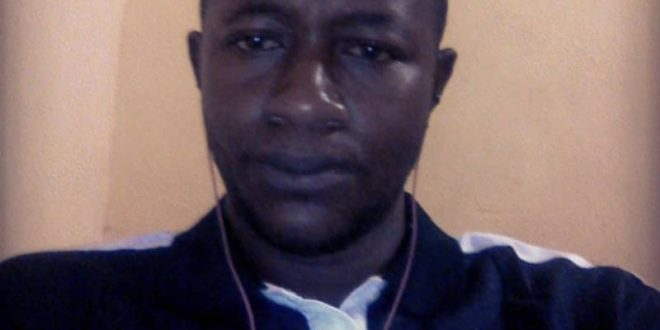 Michel Biem Tong Appointed National Telegraph's Stringer, Bureau Chief For Burkina Faso.