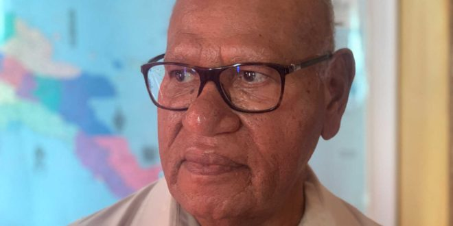 President Of Bougainville, World's Newest 'Country' Makes Historic Comment After Referendum Victory.