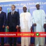 France's Emmanuel Macron Makes Promise To G5 Sahel Countries.