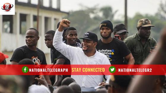 Leader Of Anti-George Weah Protest Arrested In Sierra Leone.