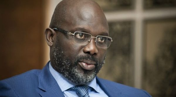 Liberia's President George  Weah Bows To Pressure Over NEC Nominee.